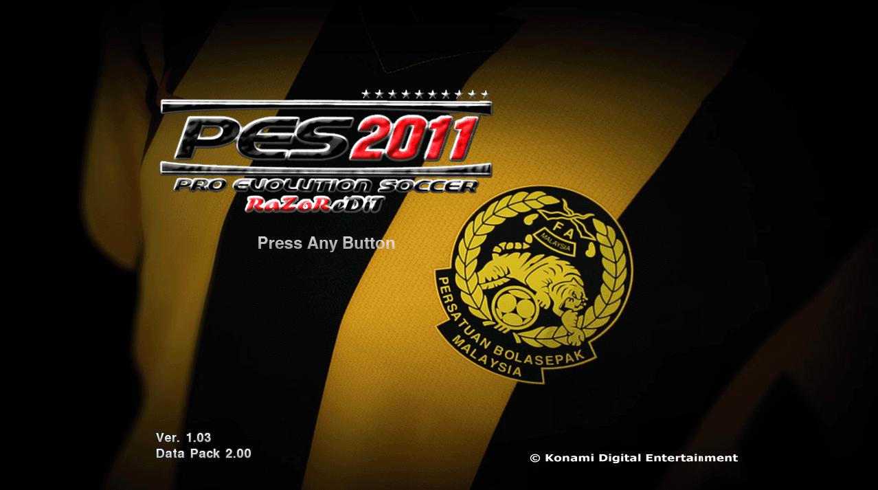Patch PES 2016 Liga Malaysia: Patch Versi PC Yang