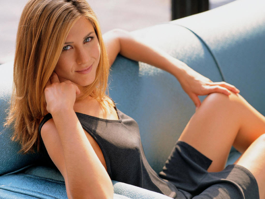 Jennifer Aniston Sexiest Female Celebrities of 2011