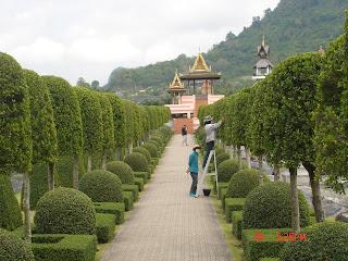 travel, An amazing, Botanical Garden in Thailand