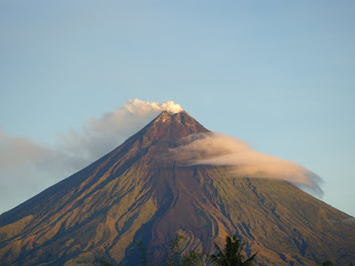 travel, The famous Mayon Volcano of Albay, Philippines