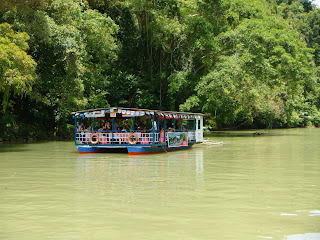 travel, Loboc River, Bohol, Philippines