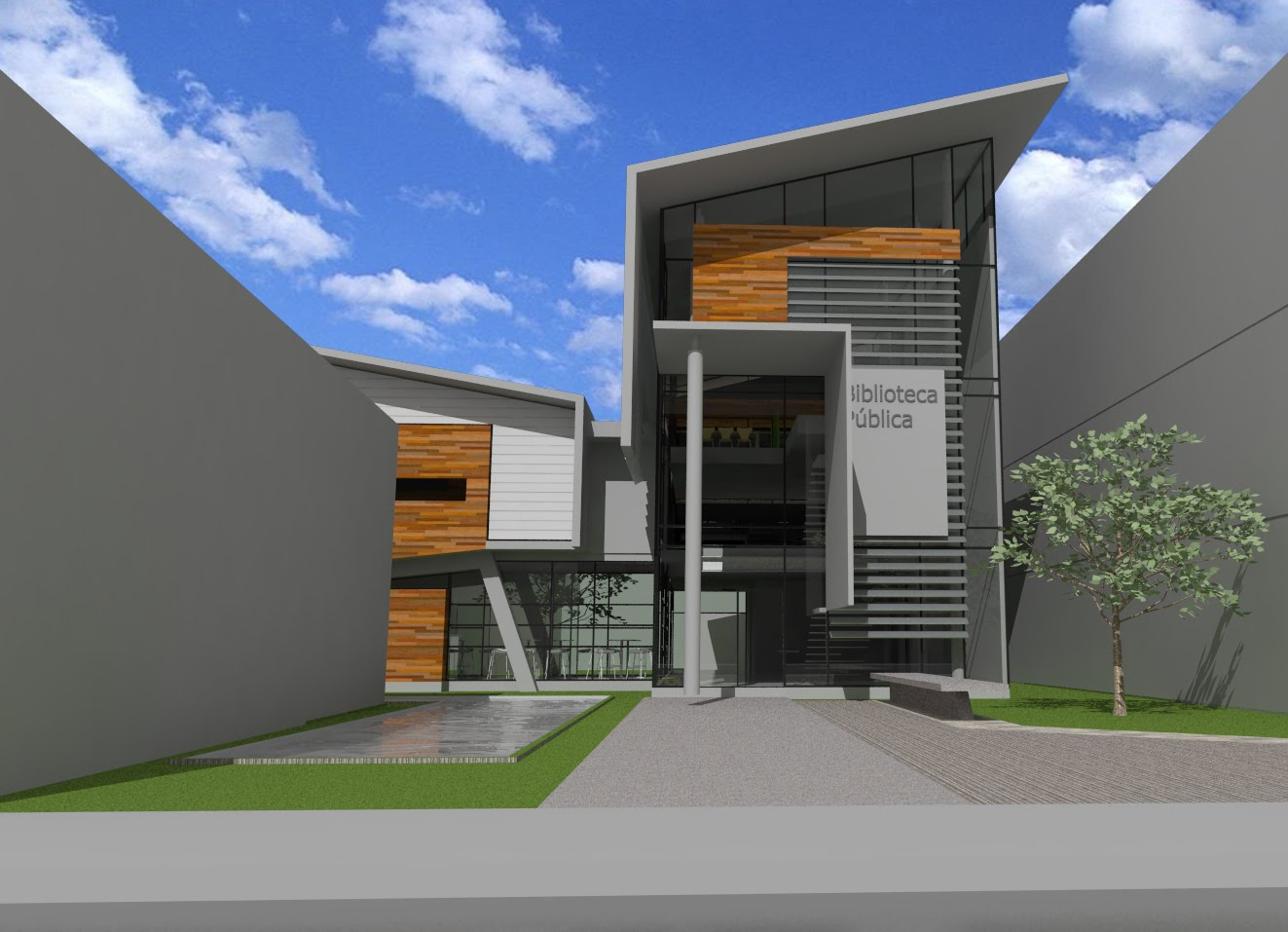 Arquitectura carlos vega taller de arquitectura tropical for Universidades para arquitectura