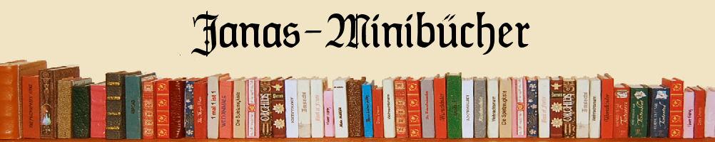 Janas Minibücher