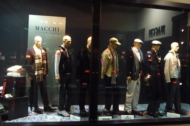 Vidriera Macchi