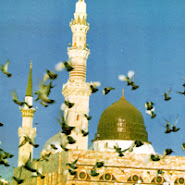Masjid and Tomb of the Holy Prophet Muhammad in Madina