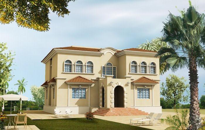 Awesome 18 images spanish villa designs house plans 16535 for Spanish villa house
