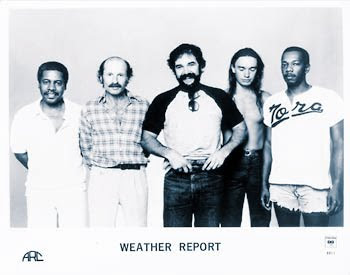 Weather Report - Boston, 1980