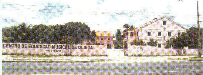 Centro de Educação Musical de OLinda - CEMO - Tel.: (81)3241-5065