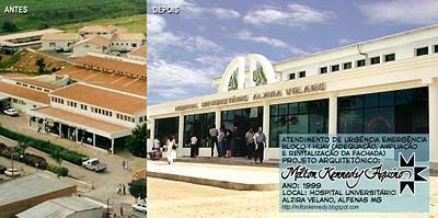 Hospital Alzira Velano Unifenas - Milton Kennedy