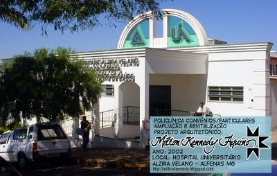 Policlínica ampliação e revitalização