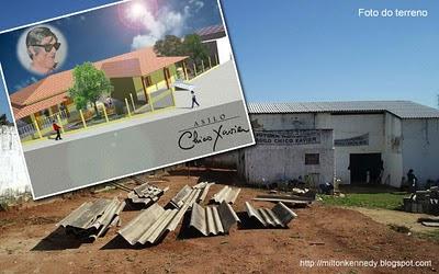 Projeto do Asilo Chico Xavier