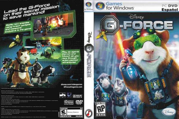 force full pc game iso repacked the g force a group of highly