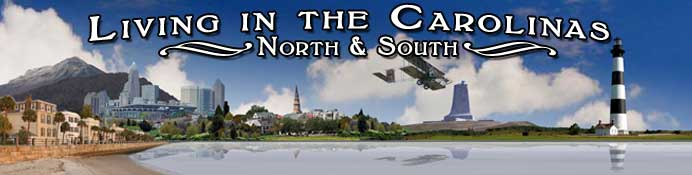 Living in the Carolina's..North & South