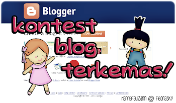 KONTEST BLOG TERKEMAS