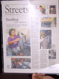 THANKS TO NST PRESS