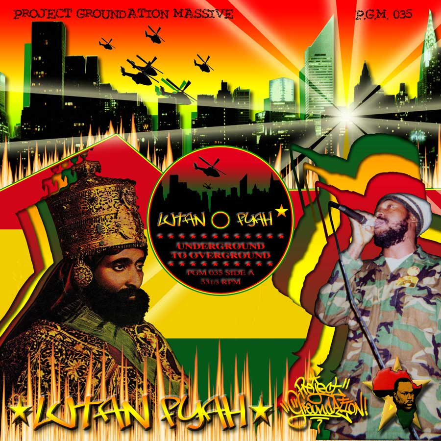 Jah Mason - Jah Is Over All Thing