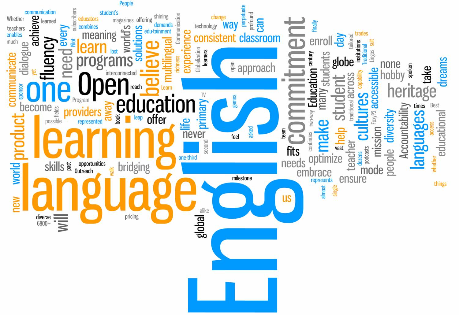 should english be declared the official This weeks poll is on whether english should be declared the official language of the us the impact this would have would be across the board from education to forms printed throughout the country.