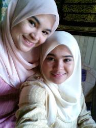 my sis................