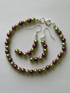 biżuteria z pozostałych pereł - półfabrykaty
