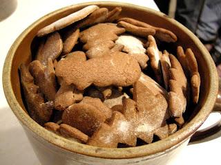 świąteczne wypieki - tradycyjne pierniczki