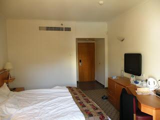 Номер в гостинице Golden Tulip Privilege в Эйлате