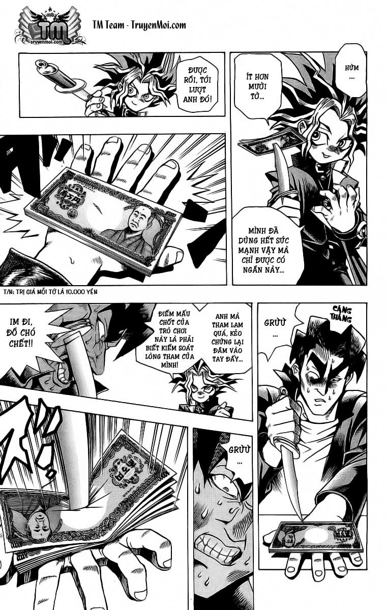 YuGi Oh – Vua Trò Chơi chap 1 Trang 39