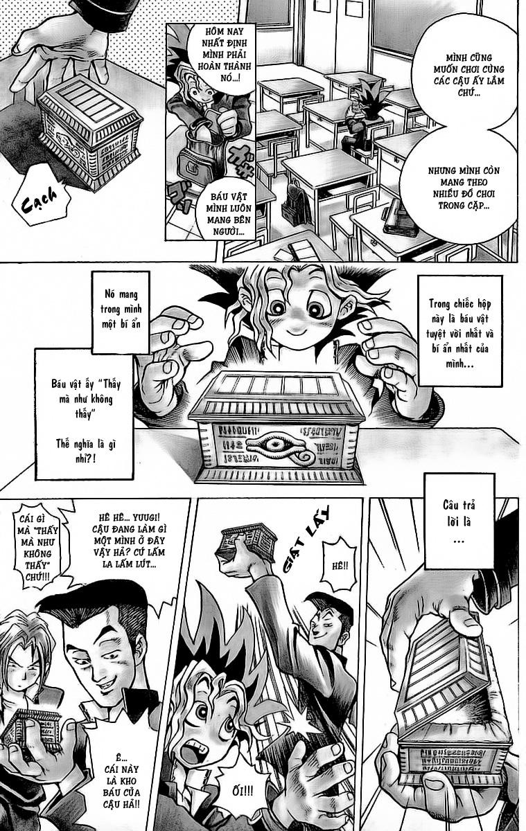 YuGi Oh – Vua Trò Chơi chap 1 Trang 5