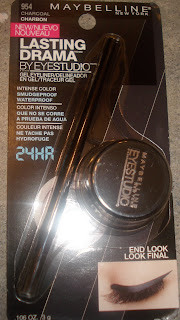 Beauty Review: Maybelline Lasting Drama gel eyeliner