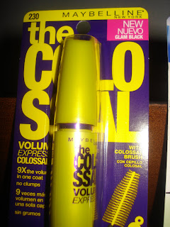 Mascara Monday: Maybelline the Colossal Volum&#8217; Express