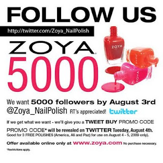 Another Zoya Tweet Buy!
