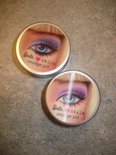 Stila Barbie Smudge Pots