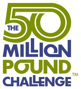 50 million pound challenge: Green smoothies are my BFF