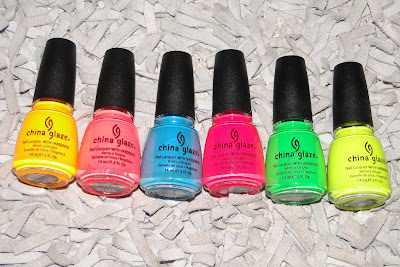 Clumps' Turns 3: China Glaze giveaway!