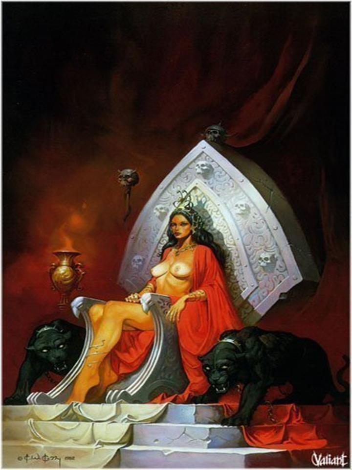 RAINHA 07 ENCRUZILHADAS