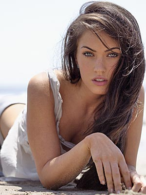 megan fox makeup products. Megan Fox