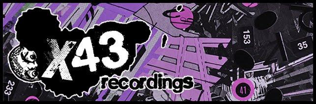 X43 recordings