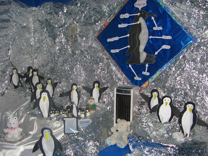 kegiatan pameran pendidikan dan pameran tema binatang