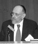 Rav Yosef Blau Shlita