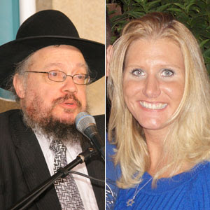 THOU SHALT NOT! Rabbi Leib Tropper is heard on tape urging his