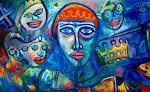 Dominican      Haitian Art