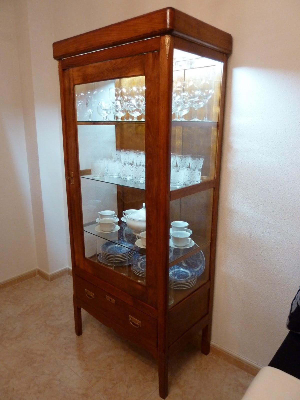 Crear restaurar y reciclar armario restaurado - Restaurar armario antiguo ...