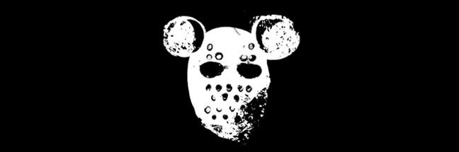 maska myszy aka maska myszy
