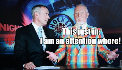 Don Cherry Attention Whore