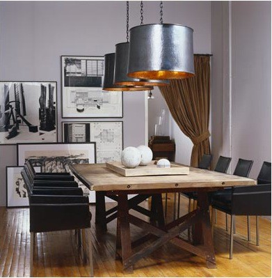 Peoples biggest mistake with the dining room is getting all their light from overhead sources says new york city based interior designer bunny williams