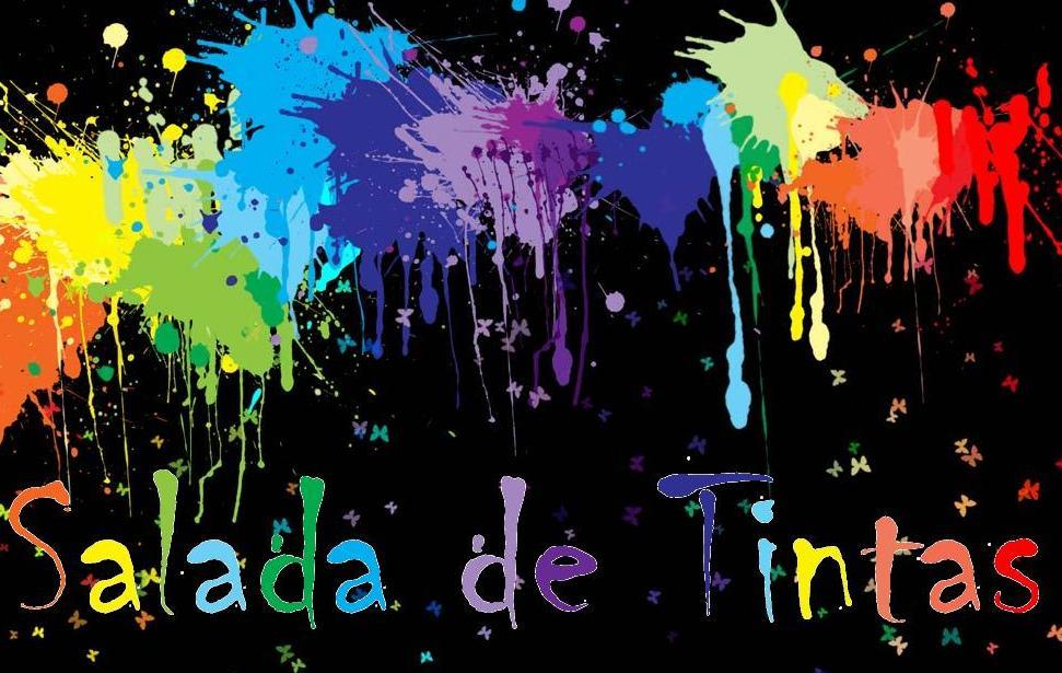SALADA DE TINTAS