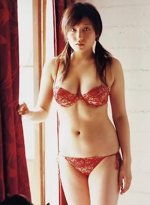 japanese bikini,japanese idols in bikinis: Yoko Mitsuya bikini