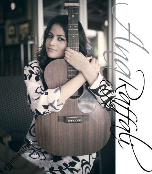 Lyric Chord Band Ana Raffali