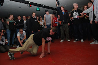 Fotorelacja z imprezy Hip Hop Run #5