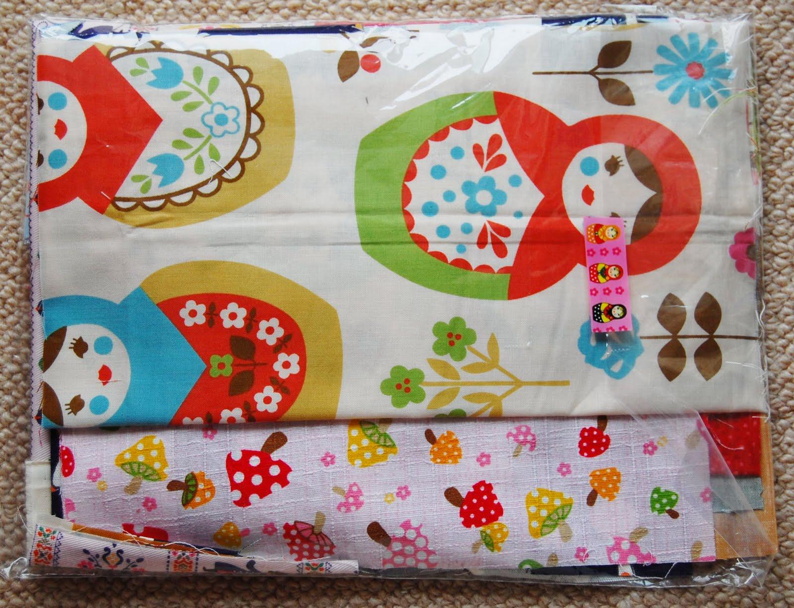 Mybotang fabric scrap series cards - Sb4 Back View