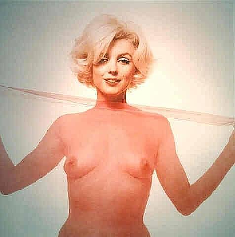 Marilyn Monroe ... Nude